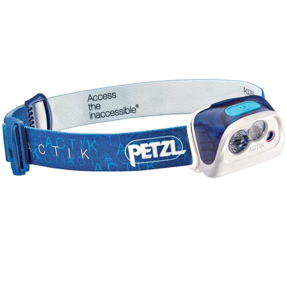 PETZL ACTIK Headlamp - BLUE-E99AAC