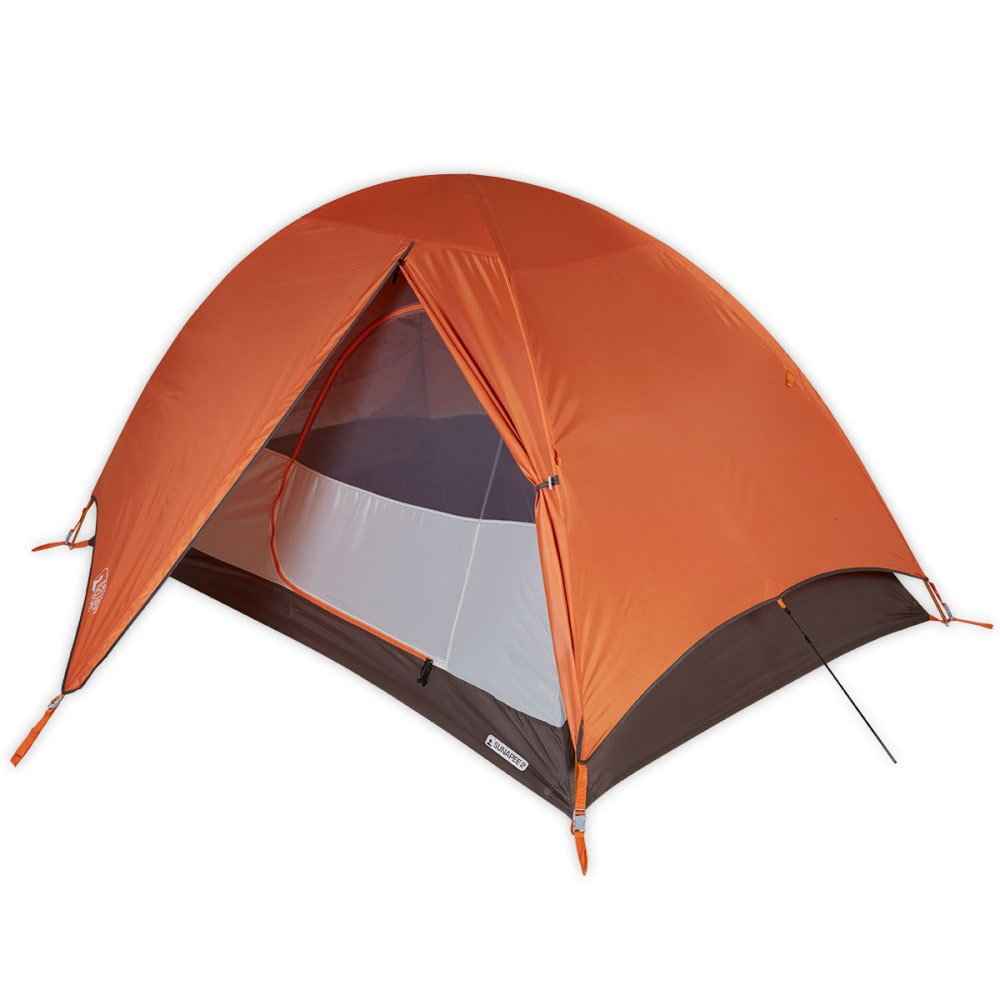 EMS Sunapee 2 Tent - DUSTY/ORANGE