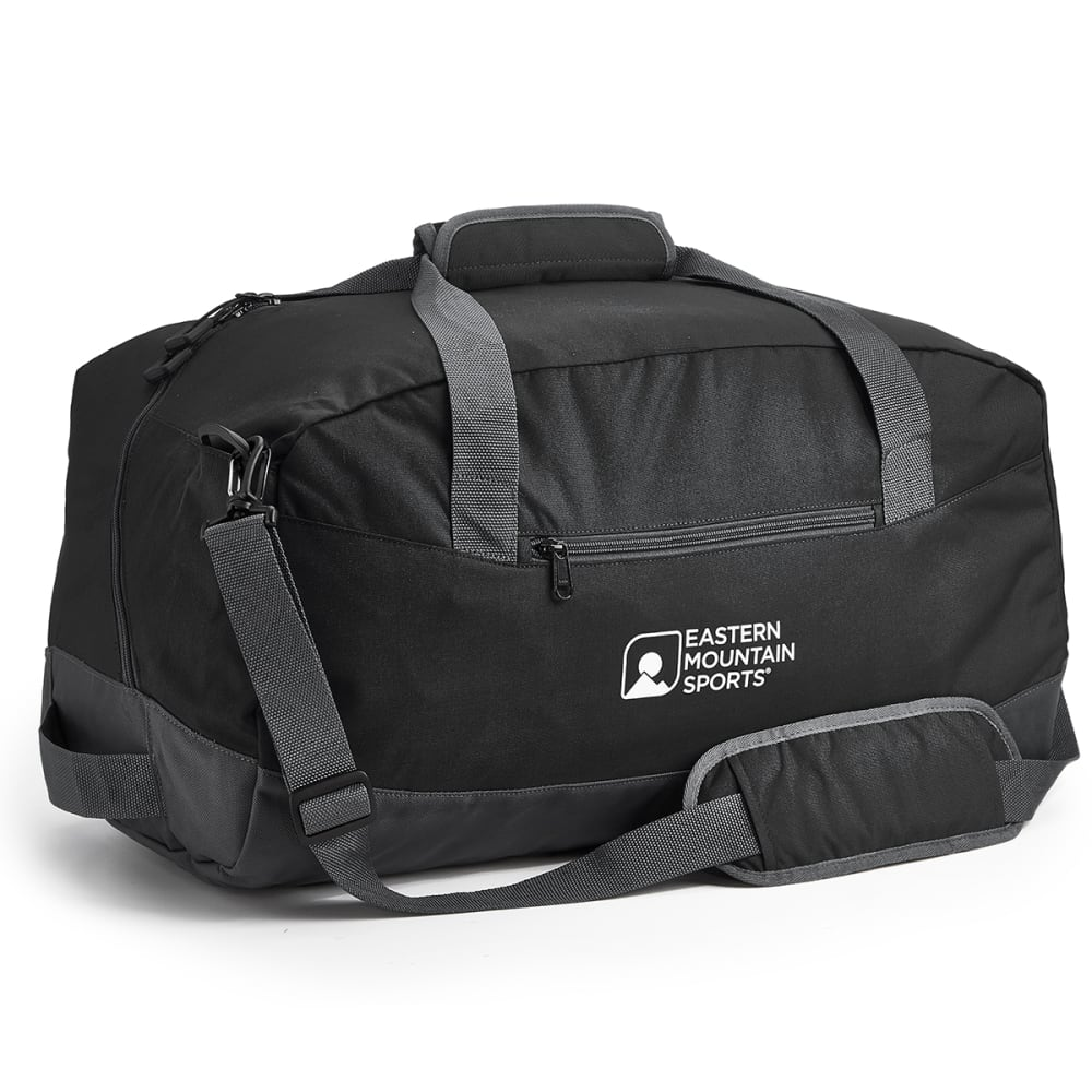 EMS Camp Duffel, Medium - BLACK