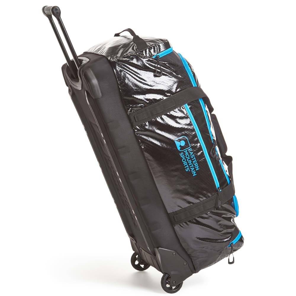 EMS Wheeled Gear Hauler - BLACK/BLUE