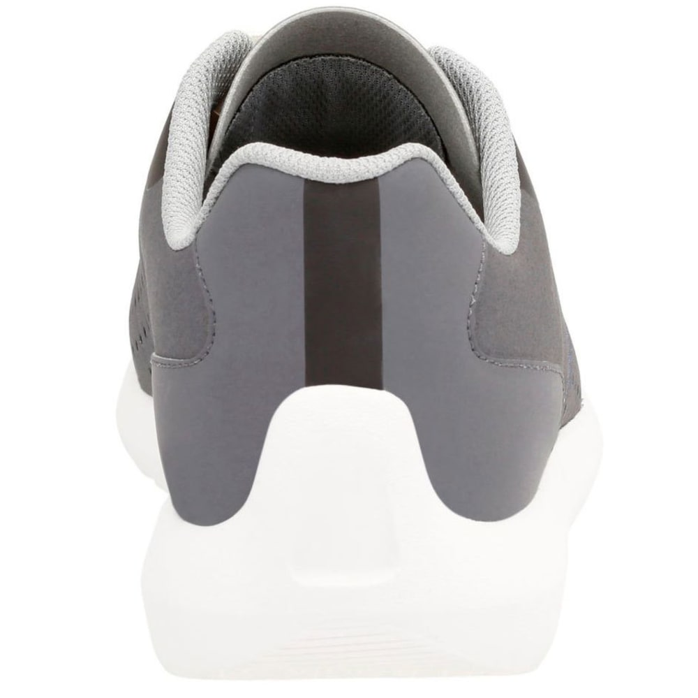 CLARKS Men's Torset Vibe Canvas Sneakers, Grey - VIBE GREY
