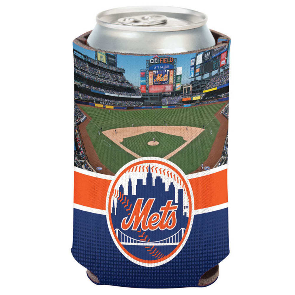 NEW YORK METS 12 oz. Stadium Can Cooler NO SIZE