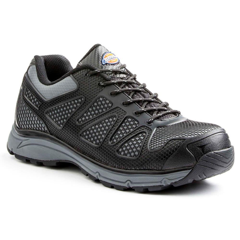 DICKIES Men's Fury Low Steel Toe Work Shoes 8