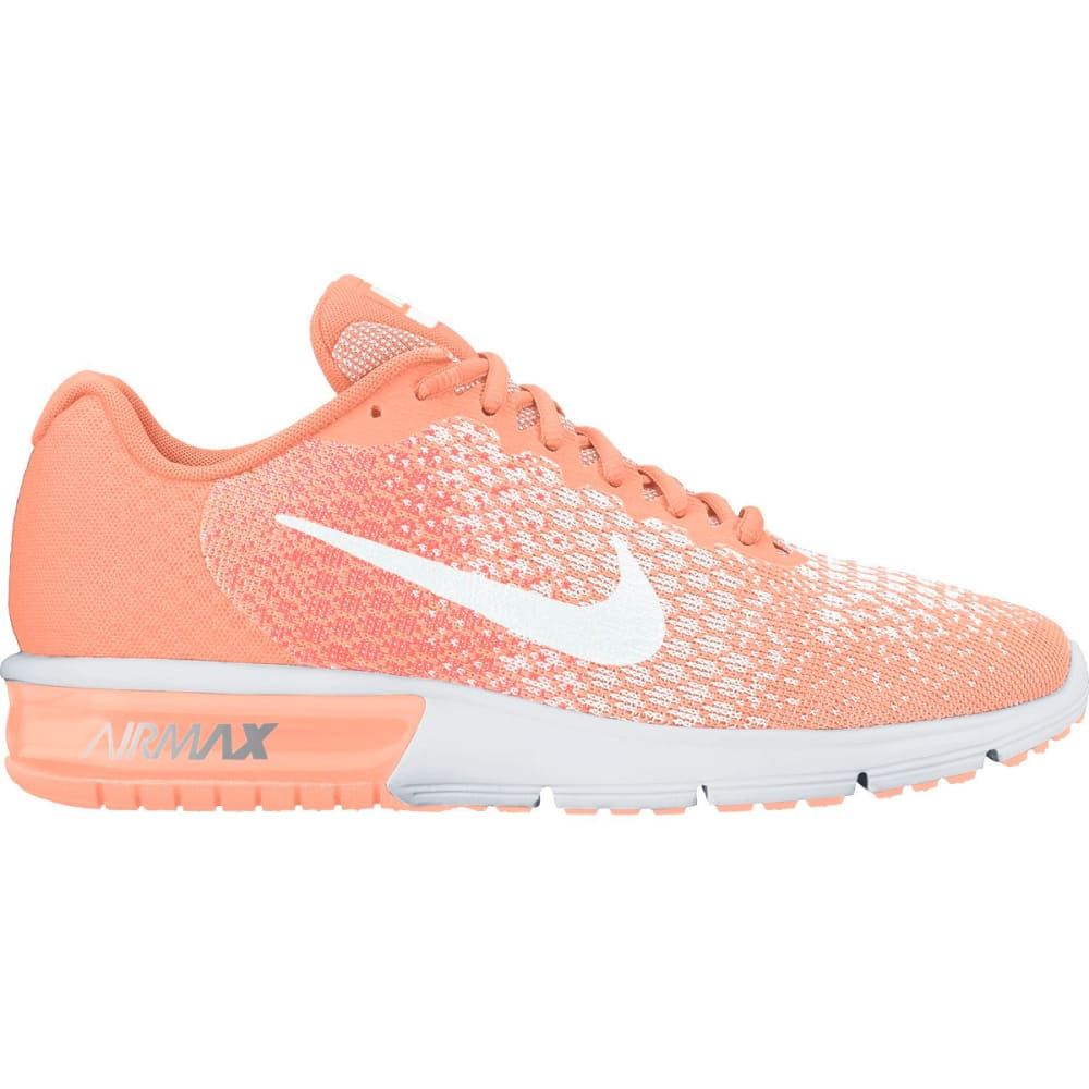 NIKE Women's Air Max Sequent 2 Running Shoes 6