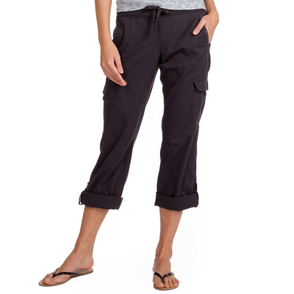 SUPPLIES BY UNIONBAY Women's Lilah Drawcord Pants - 069J-GALAXY GREY