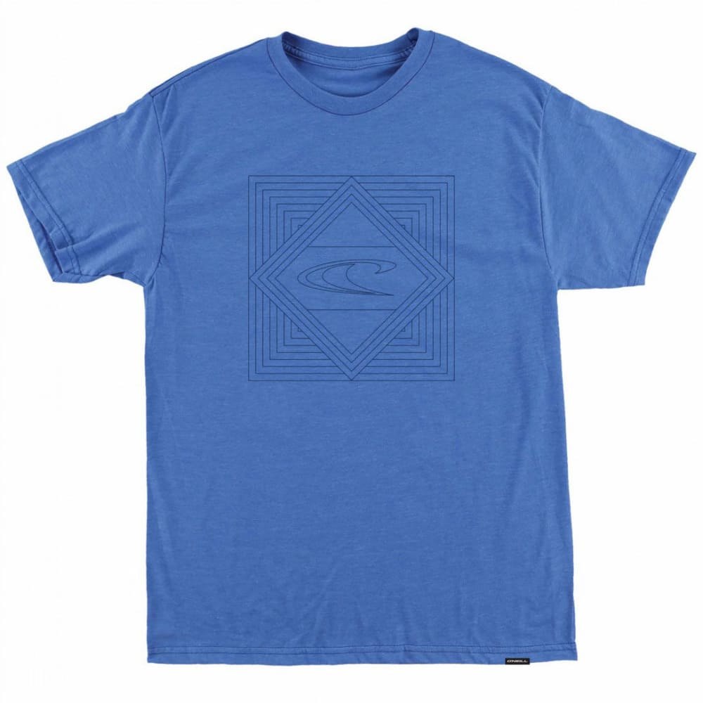 O'neill Boys' Grade Screen Short-Sleeve Tee - Blue, S