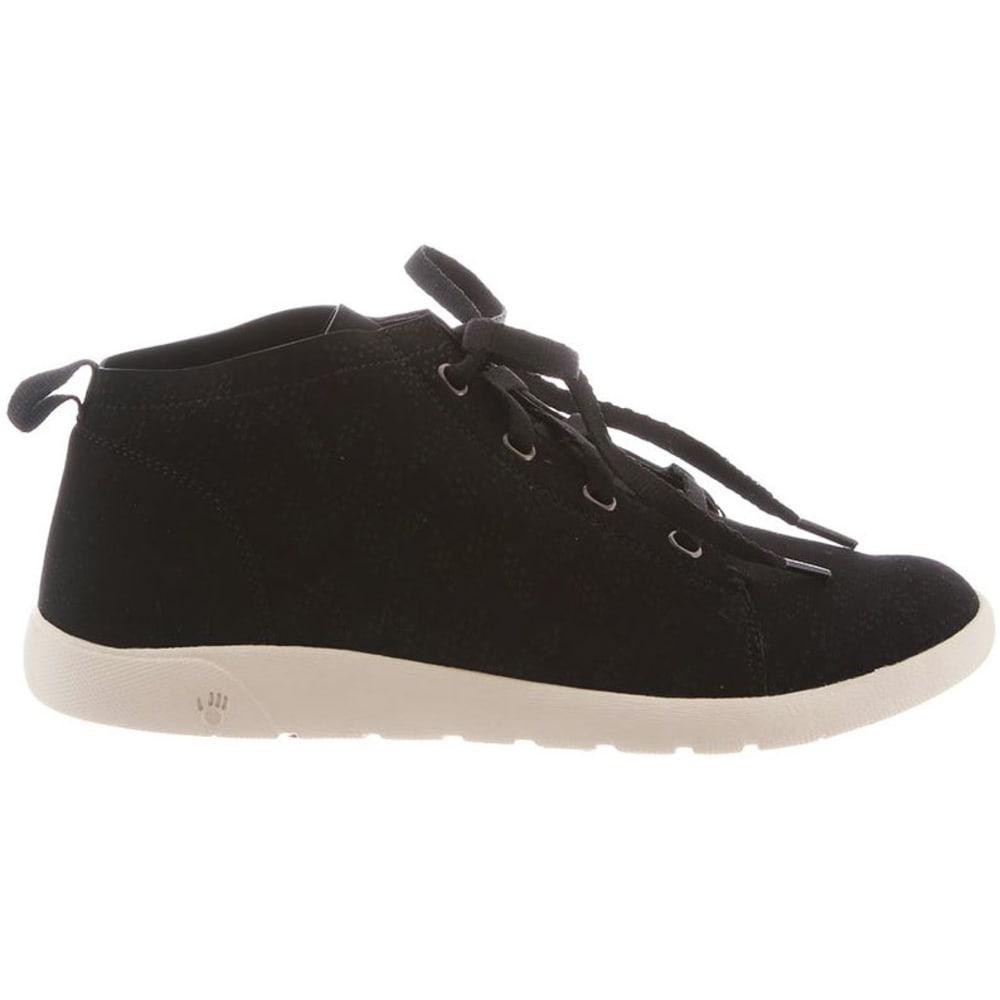 BEARPAW Women's Gracie Perfect Hi-Top Sneakers - BLACK