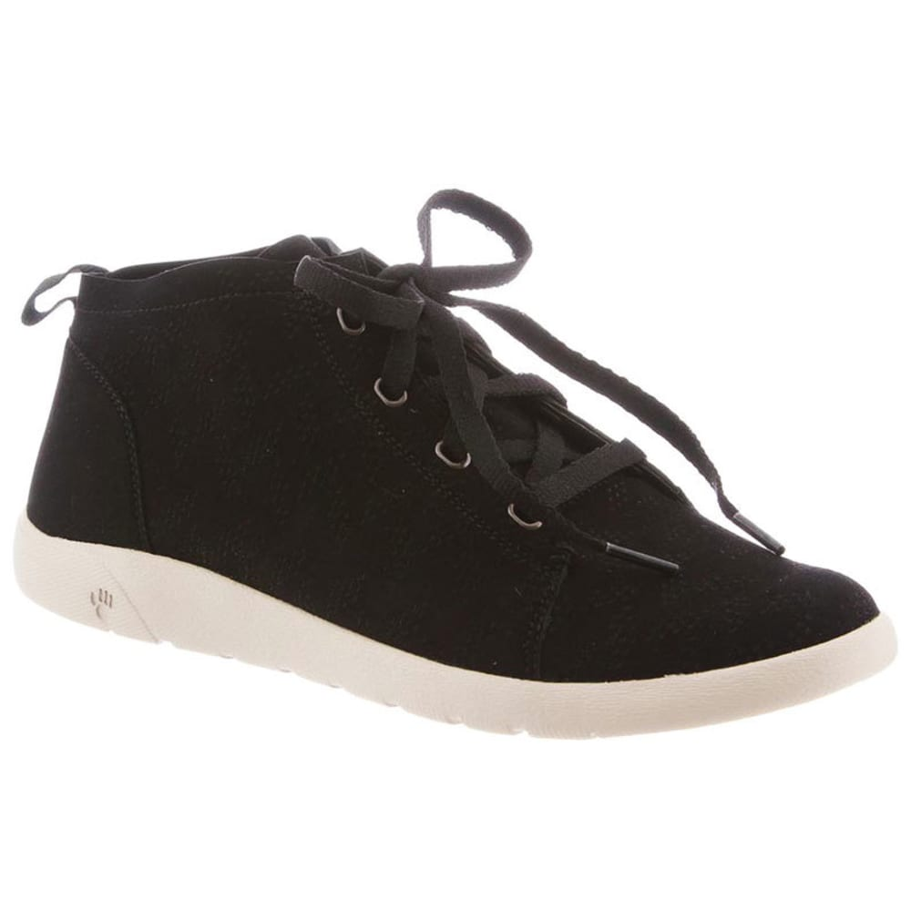 Bearpaw Women's Gracie Perfect Hi-Top Sneakers - Black, 6