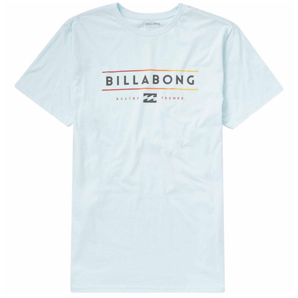 BILLABONG Guys' Dual Unity Short-Sleeve Tee - COASTAL BLUE