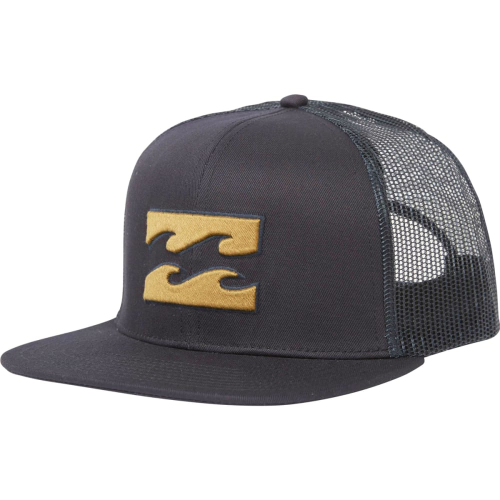 BILLABONG Guys' All Day Trucker Hat - NAVY