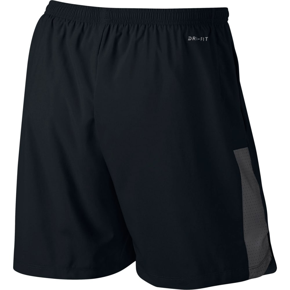 NIKE Men's Challenger 7 Inch Running Shorts - BLK/ANTHRC-010