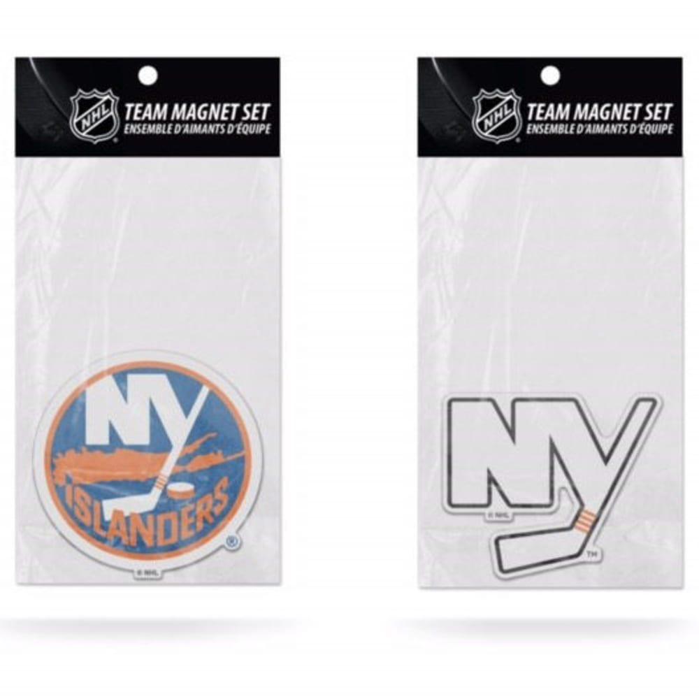 NEW YORK ISLANDERS Magnet, 2 Pack - ISLANDERS