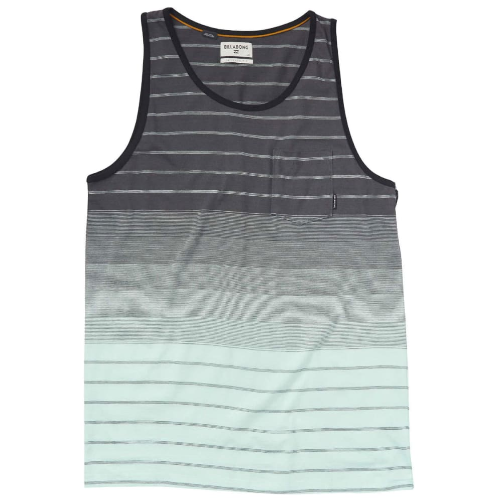 BILLABONG Guys' Faderade Tank Top - ASPHALT