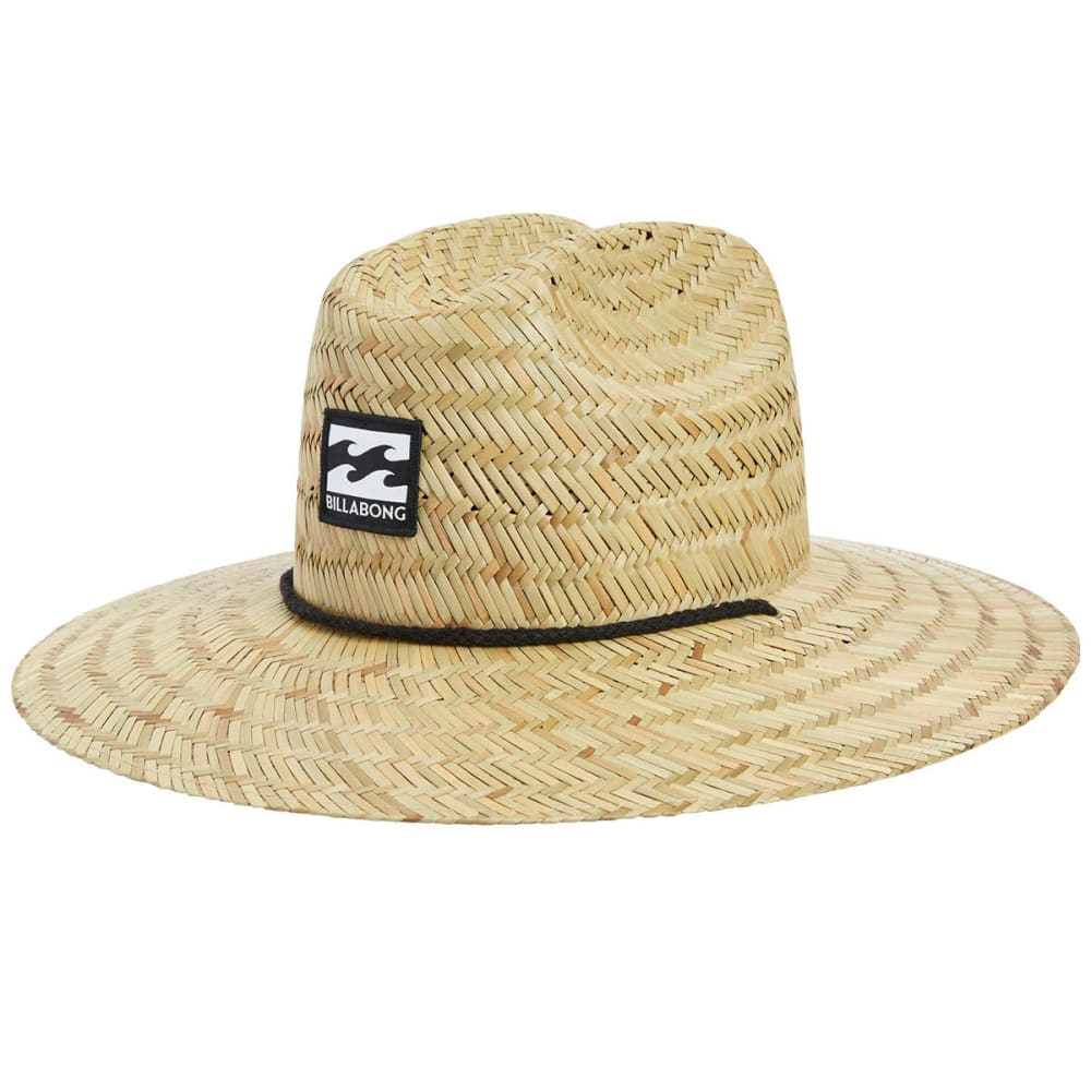 Billabong Guys Tides Straw Lifeguard Hat