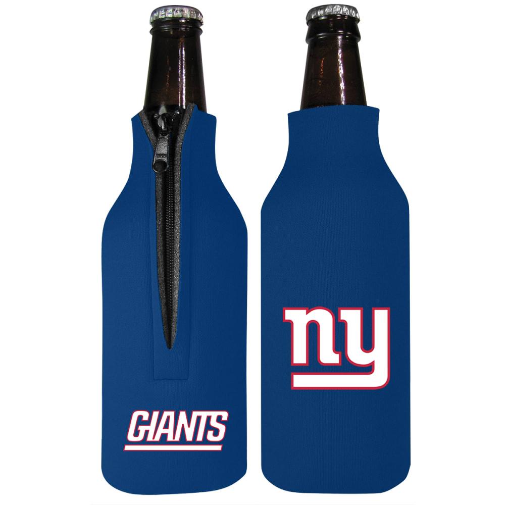 NEW YORK GIANTS Bottle Insulator - ROYAL BLUE
