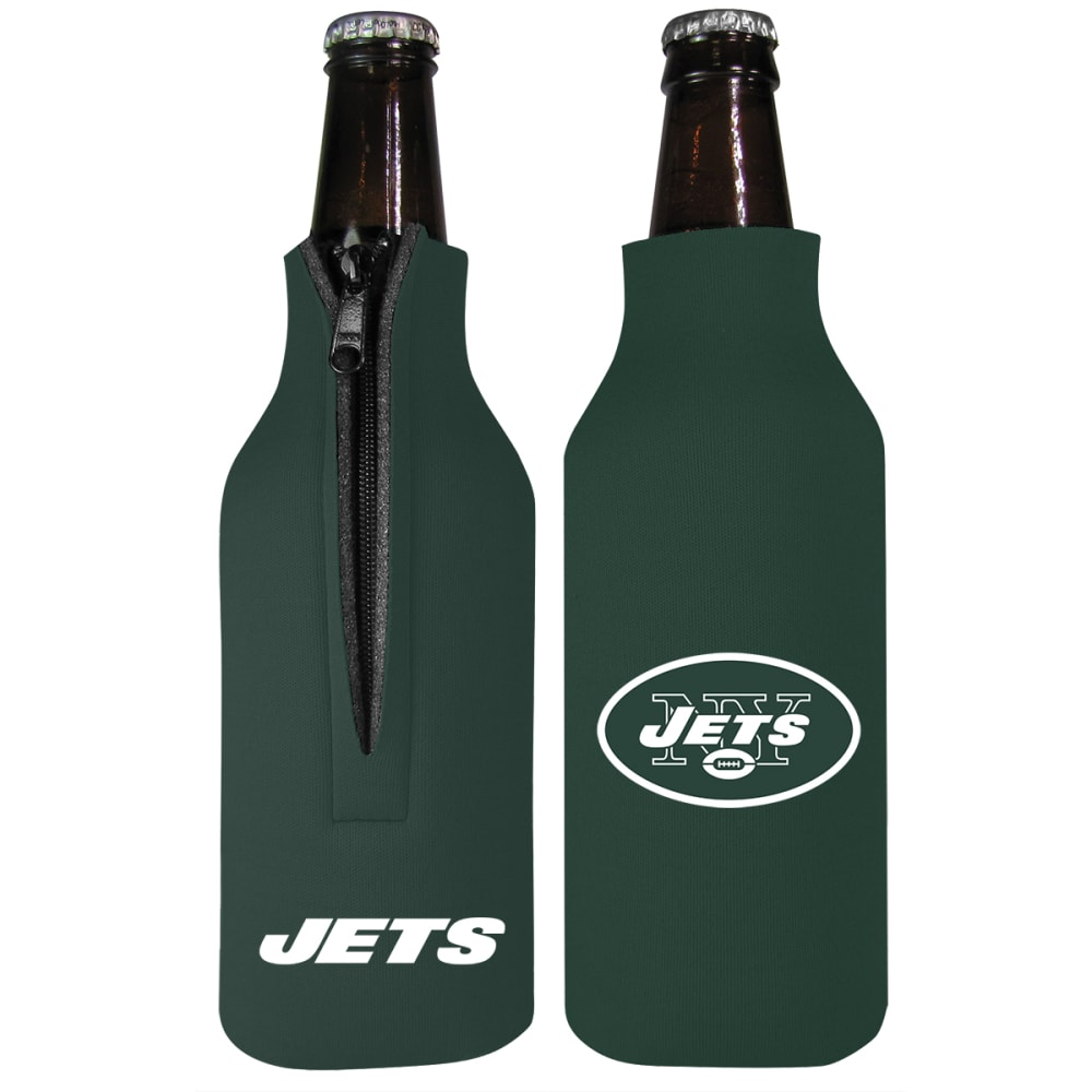 NEW YORK JETS Bottle Insulator - GREEN