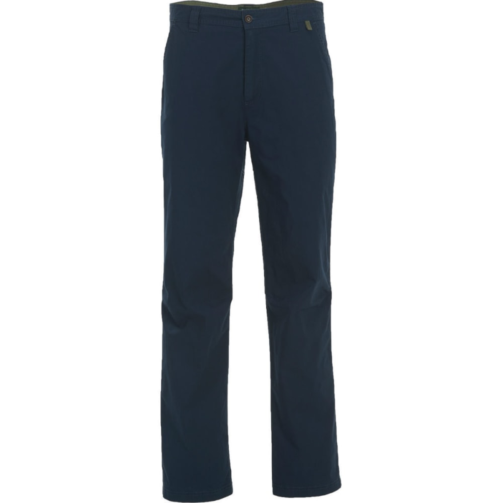 WOOLRICH Men's Vista Point Eco Rich Pants - DEEP INIGO