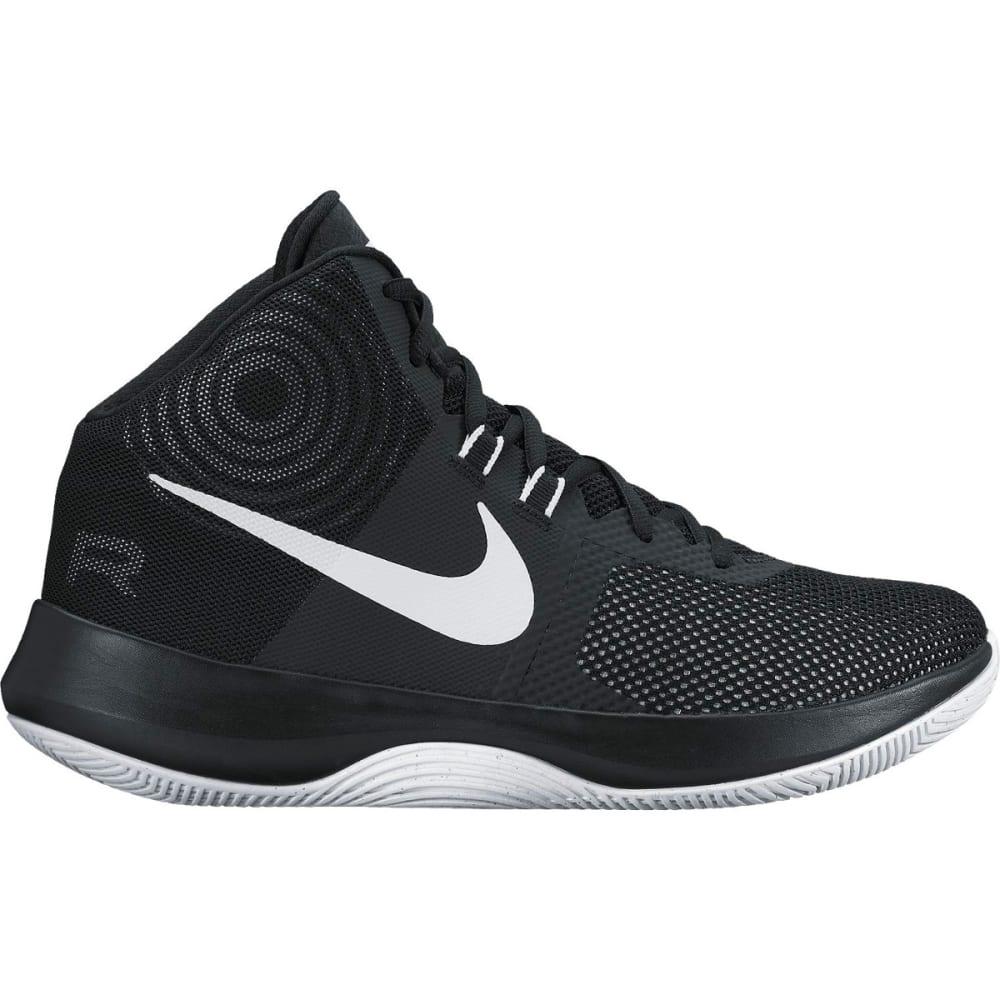 NIKE Men's Air Precision Basketball Shoes - BLACK