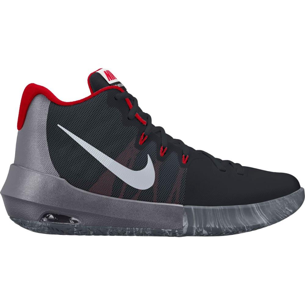 NIKE Men's Air Integrate Basketball Shoes - BLACK