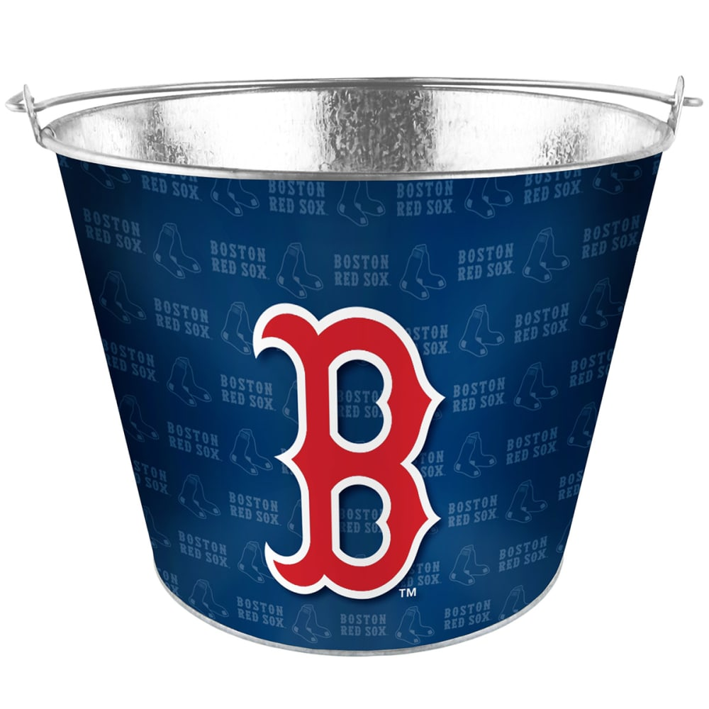 BOSTON RED SOX Full Wrap Bucket - RED SOX