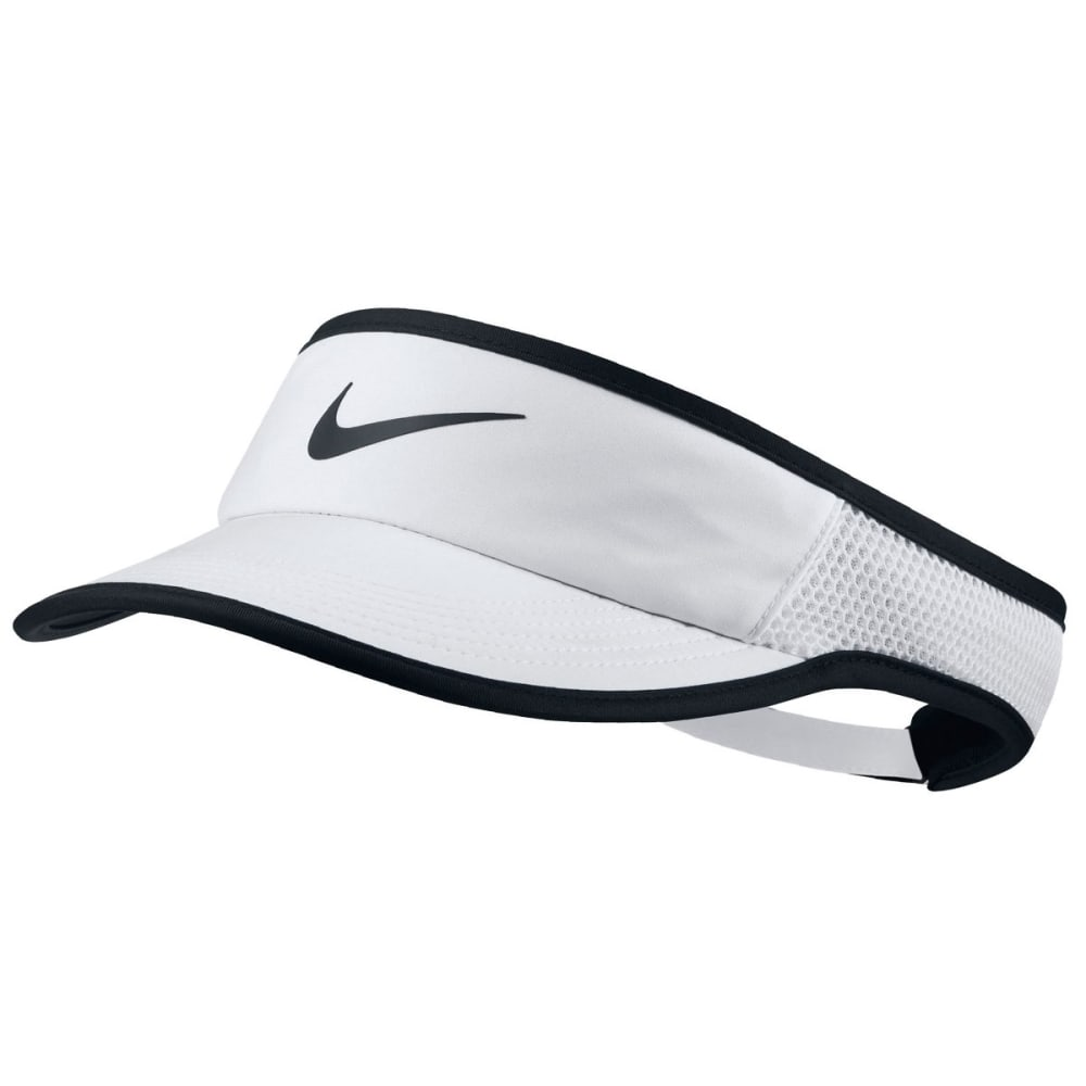 NIKE Women's NikeCourt Featherlite Tennis Visor ONESIZE