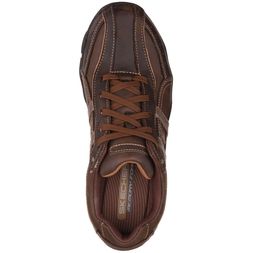 SKECHERS Men's Diameter – Murilo Shoes, Wide Width - BROWN