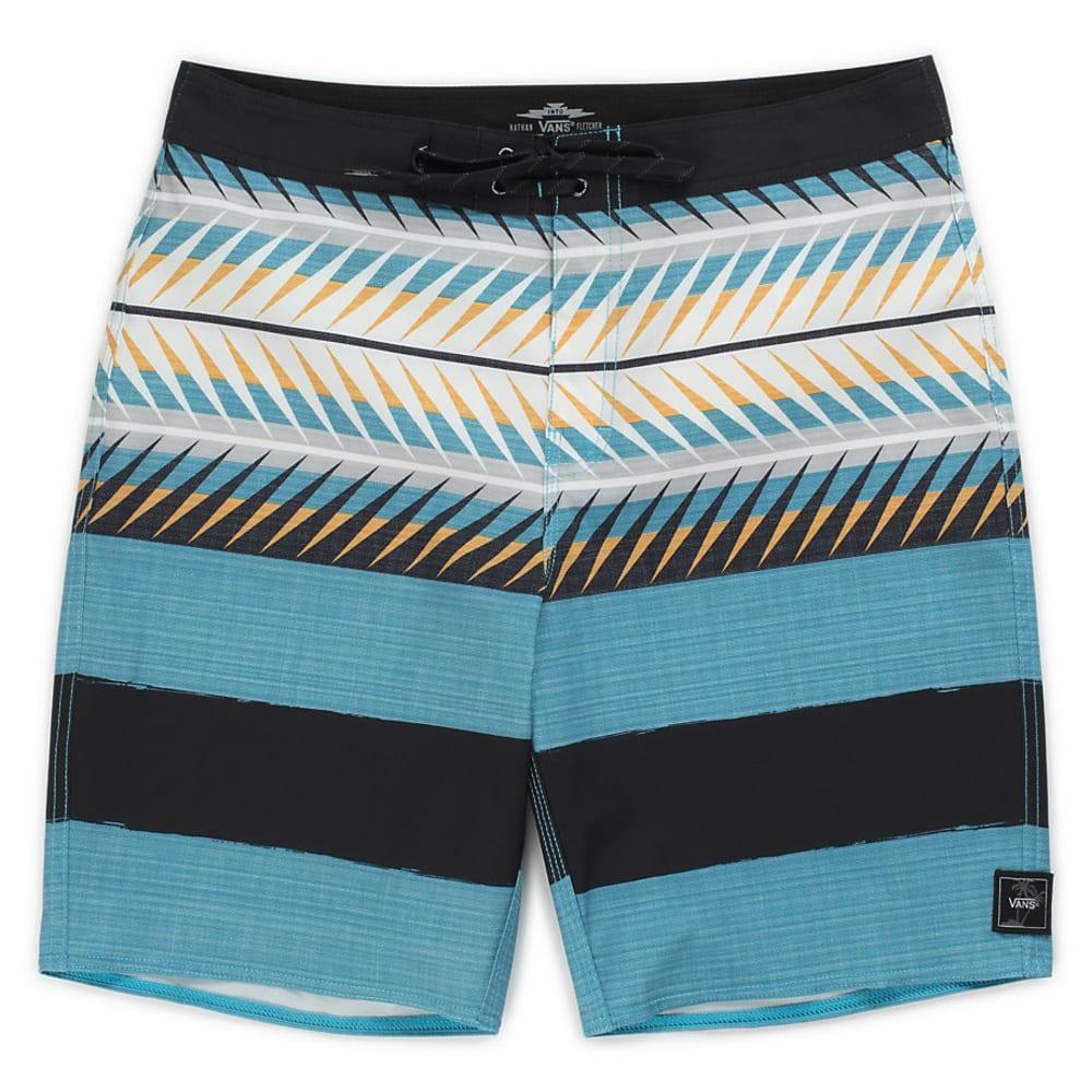 VANS Guys' 20 in. Era Boardshorts - LARKSPUR