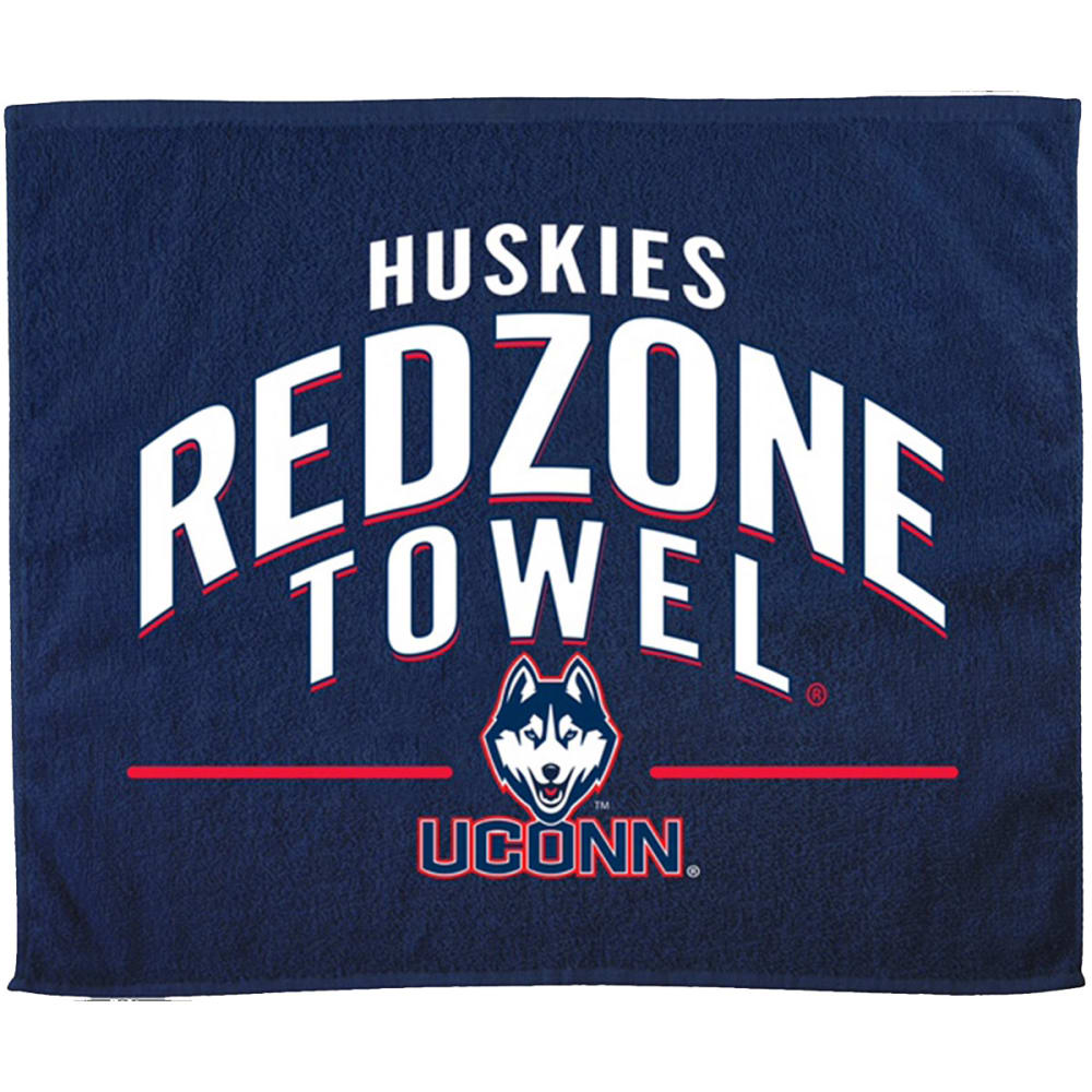UCONN Redzone Towel - NAVY