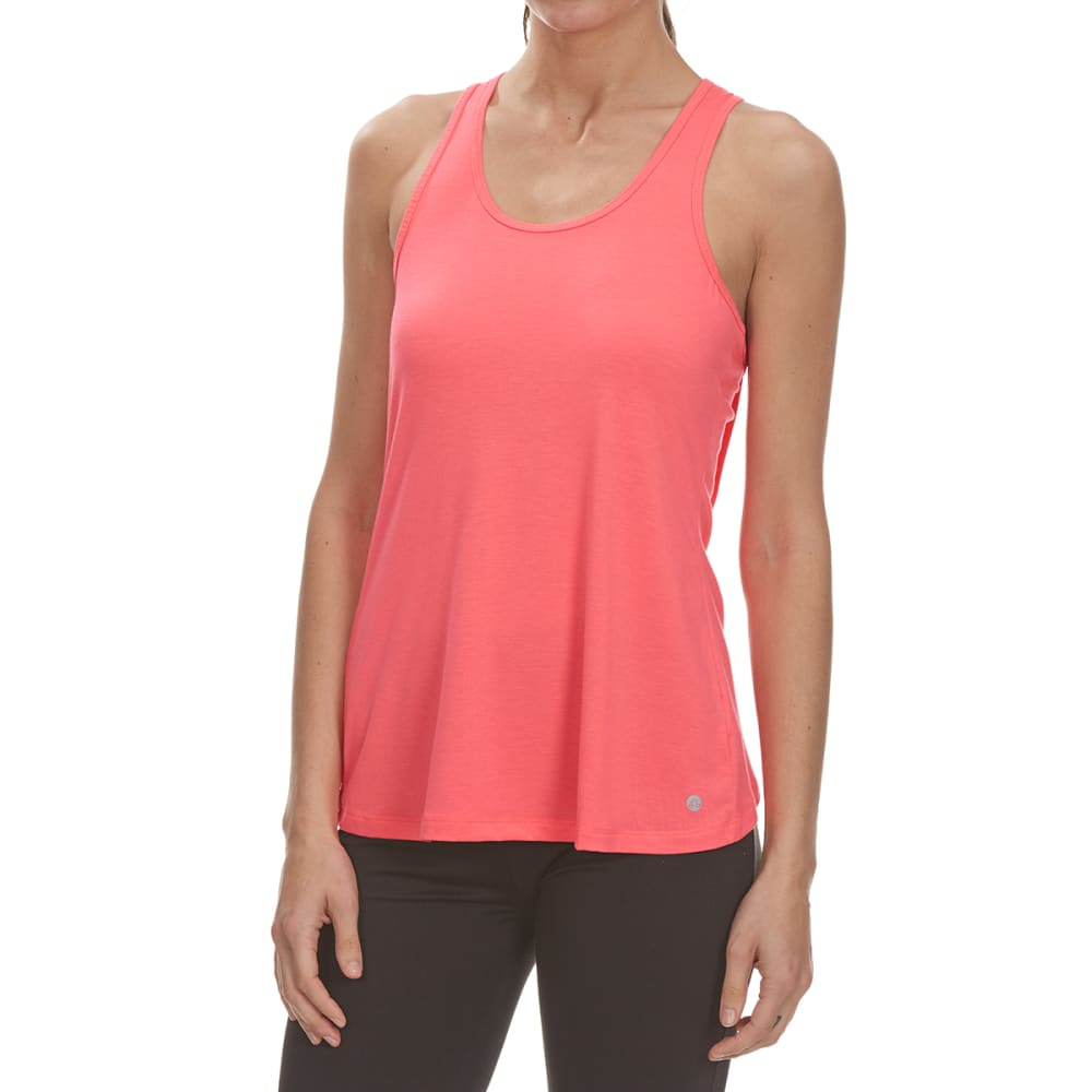 Apana Women's Breeze Yoga Tank - Red, M
