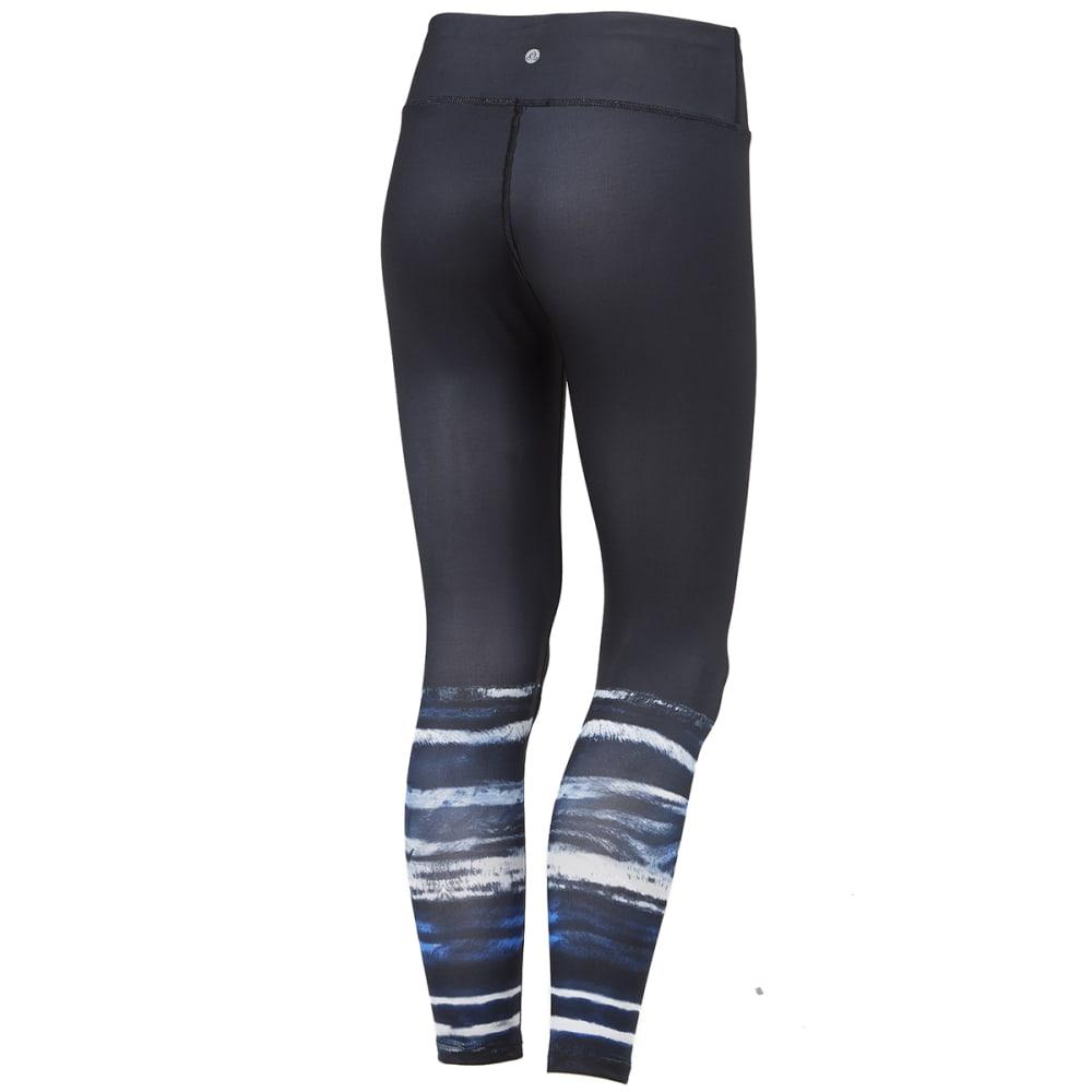 APANA Women's Printed Ombre Leggings - OMBRE PRINT
