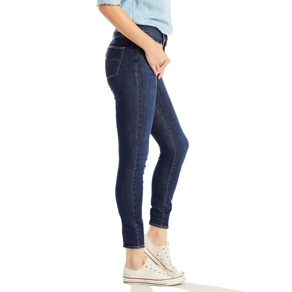 LEVI'S Women's Slimming Ankle Skinny Jeans - 0000-COOL CANYON