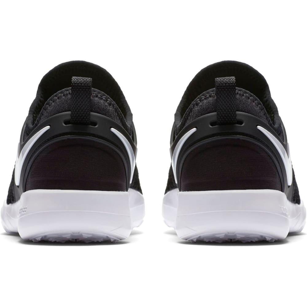 NIKE Women's Free TR7 Training Shoes - BLACK/WHITE