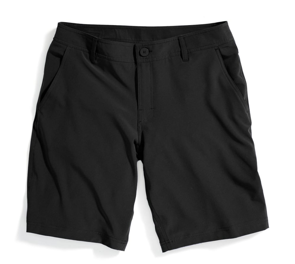 Ems(R) Men's Techwick(R) Journey Hybrid Shorts - Black, 30