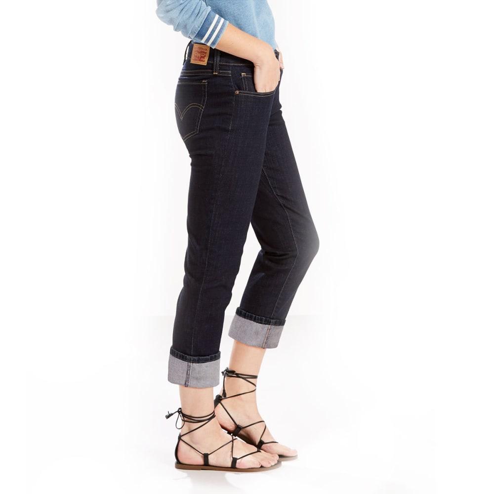 LEVI'S Women's Classic Capri Pants - 0020-SEASIDE COVE
