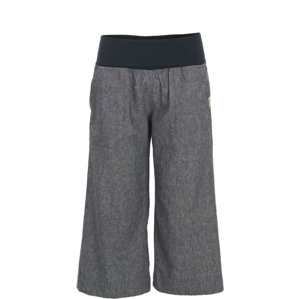 WOOLRICH Women's Outside Air Eco Rich Capri Pants - NAVY