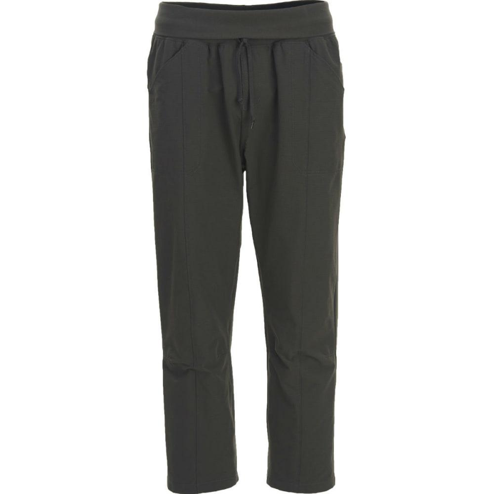 Woolrich Women's Daring Trail Capri Pants - Black, S