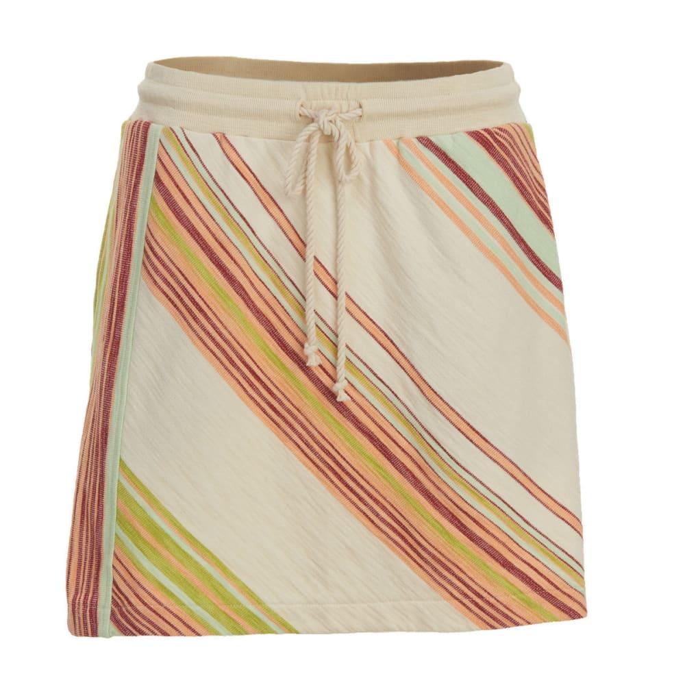 WOOLRICH Women's Quinn River Eco Rich Skirt - WOOL CREAM