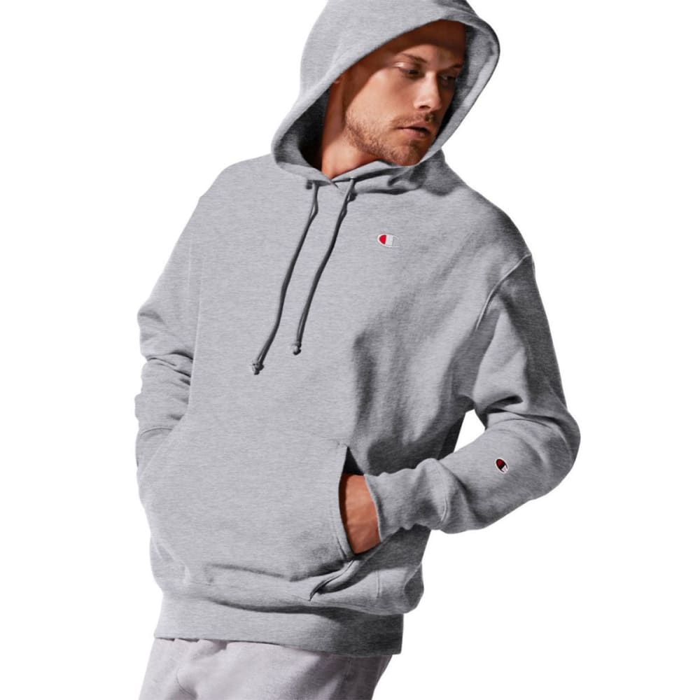 CHAMPION Men's LIFE Reverse Weave Pullover Hoodie L
