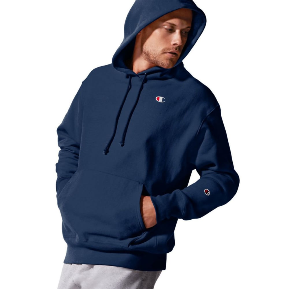 CHAMPION Men's LIFE Reverse Weave Pullover Hoodie S