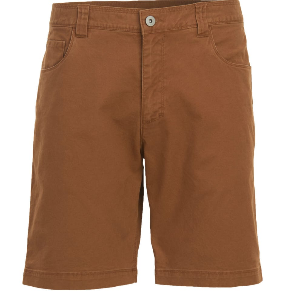 WOOLRICH Men's Nomad Canvas Shorts - CHICORY