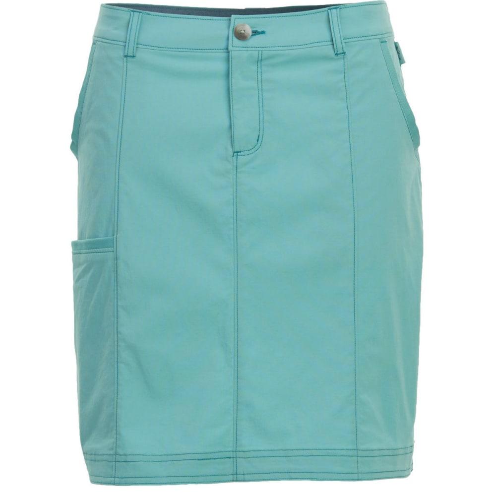 WOOLRICH Women's Vista Point Eco Rich Skirt - SKY BLUE