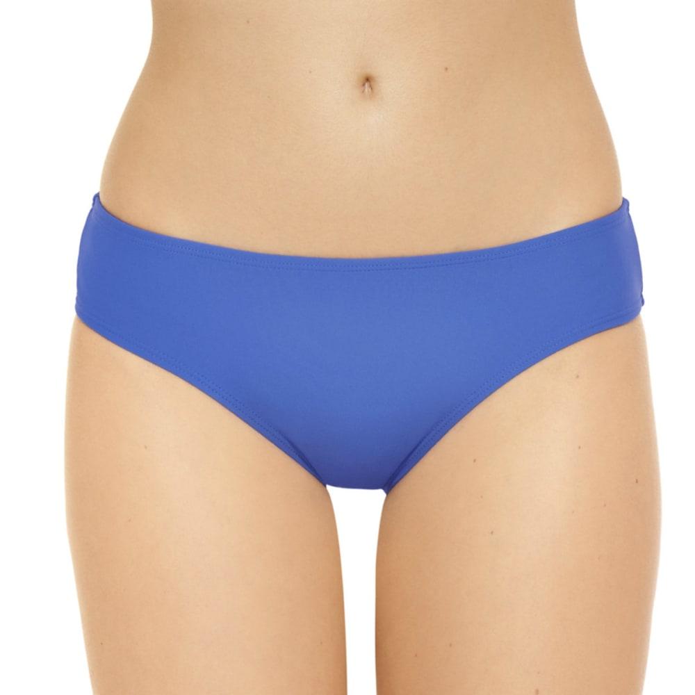 HOT WATER Juniors' Solid Cheeky Bikini Bottom - MAYA