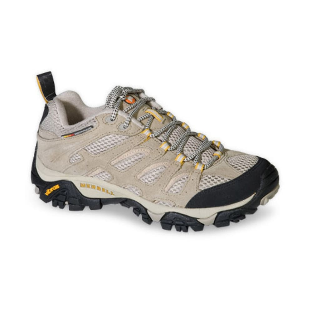 MERRELL Women's Moab Ventilator Hiking Shoes, Taupe - TAUPE