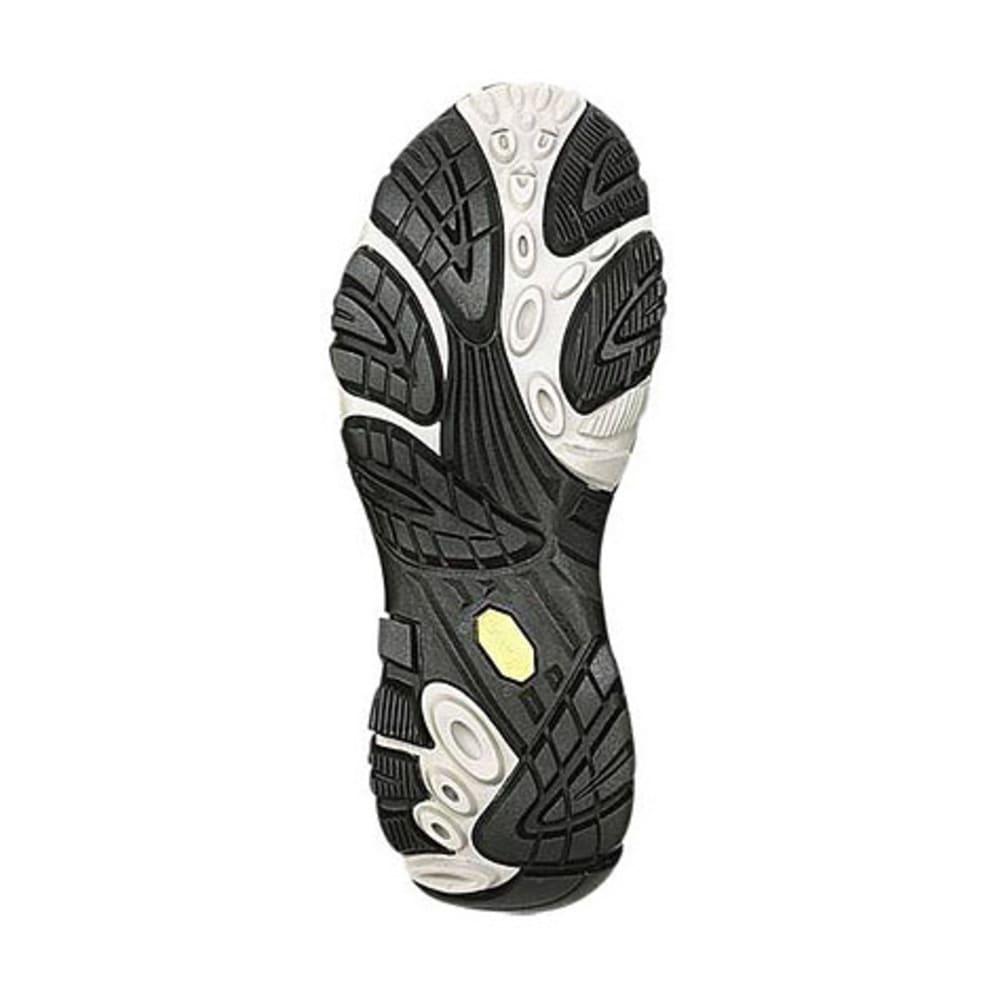 MERRELL Women's Moab Ventilator Hiking Shoes, Smoke - SMOKE