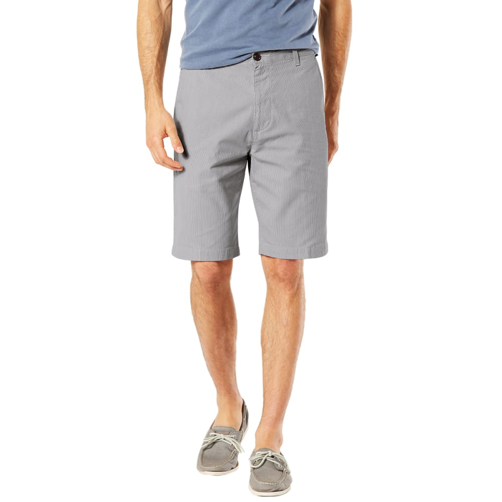 DOCKERS Men's Perfect Classic Flat-Front Shorts 30