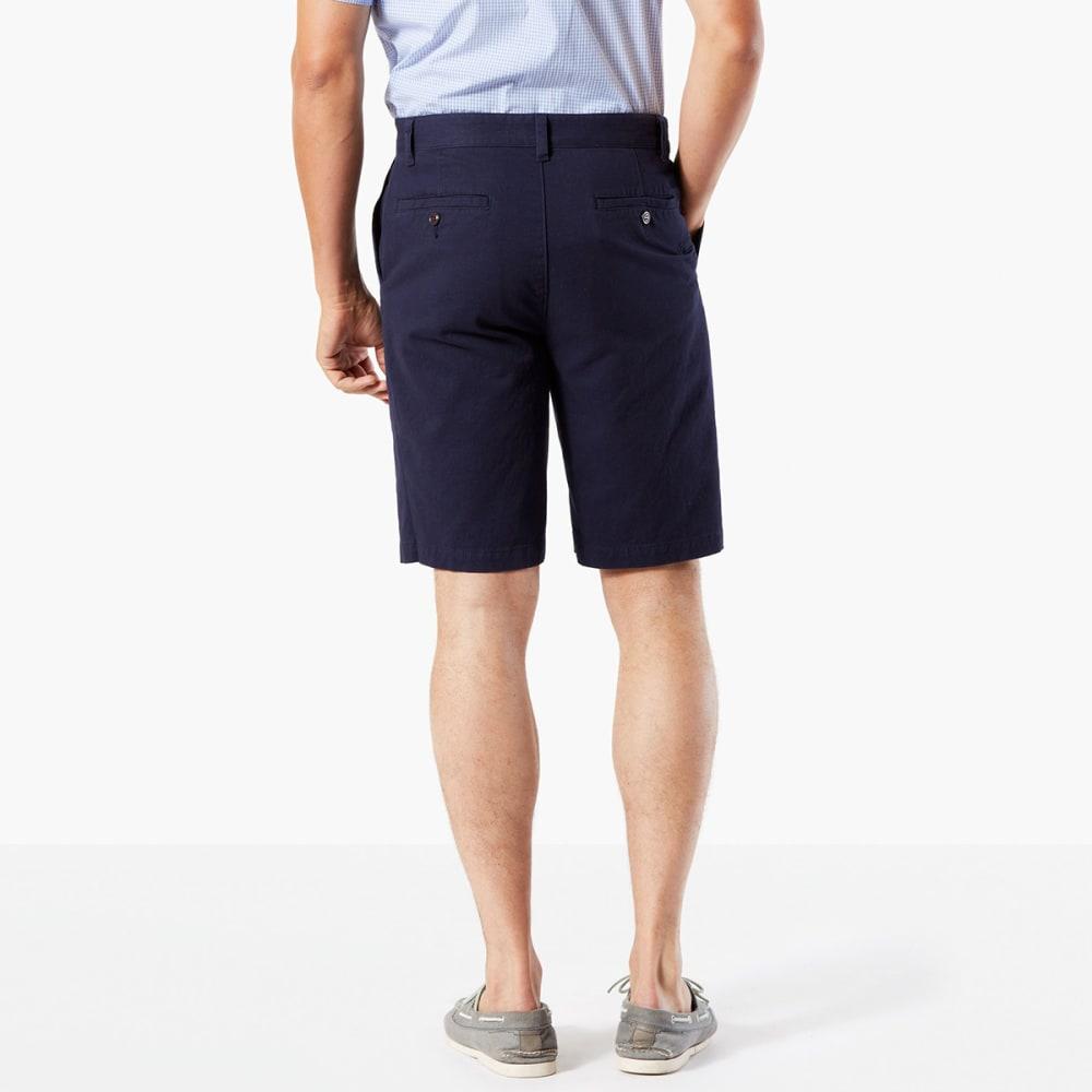DOCKERS Men's Perfect Classic Flat-Front Shorts - PEMBROKE-0629