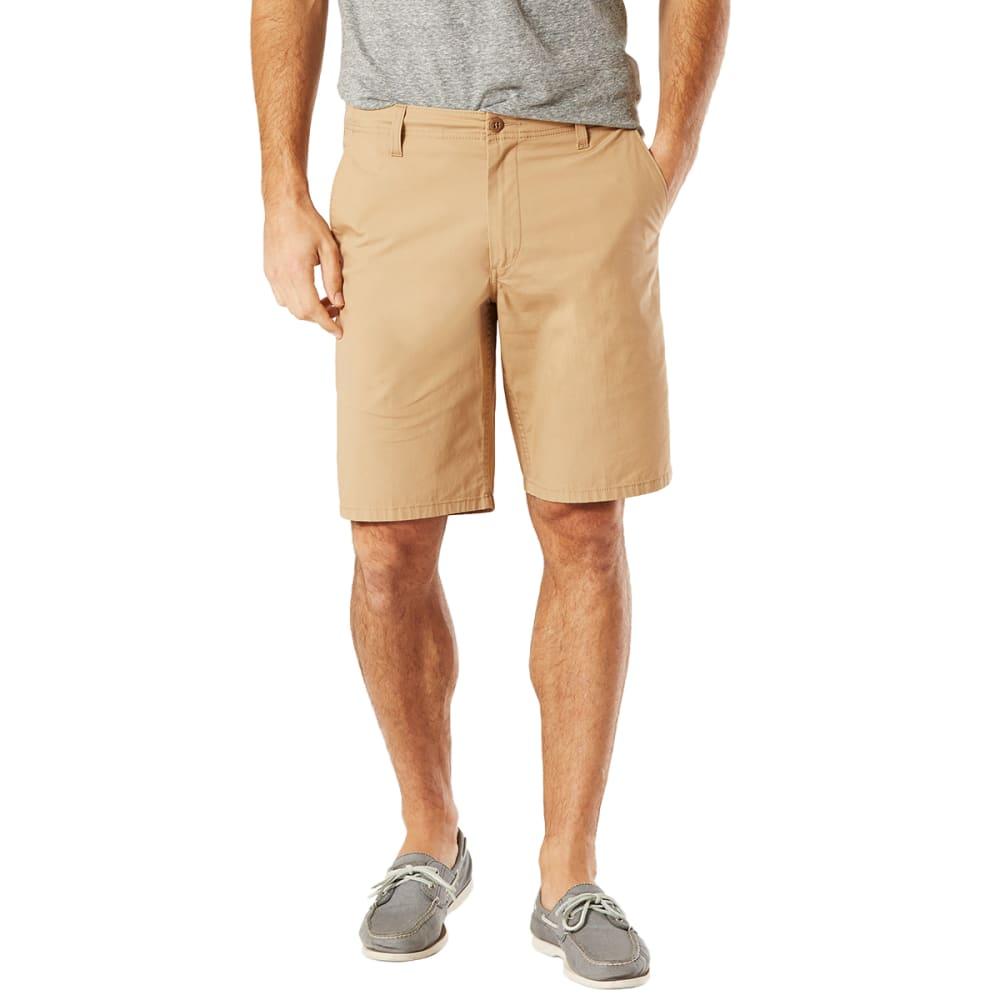 DOCKERS Men's Pacific Straight-Fit Shorts - NB KHAKI - 0082