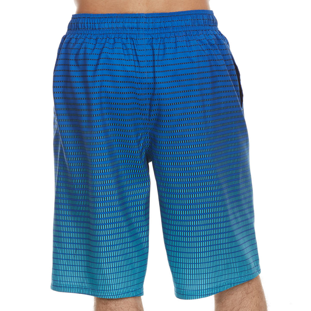NIKE Men's 11 in. Continuum Swim Shorts - HYPER COBALT-425