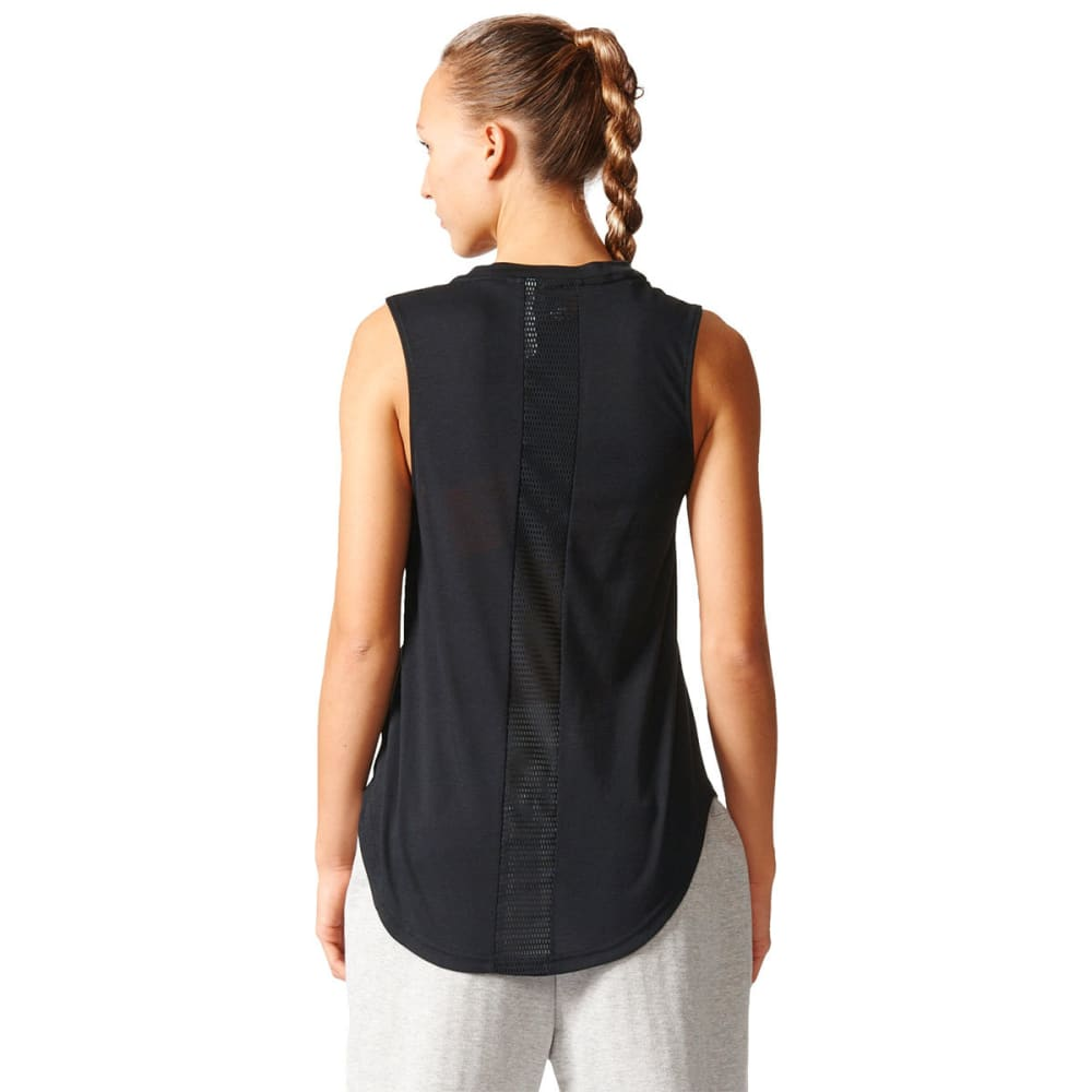ADIDAS Women's Away Day Tank Top - BLACK-BR2143