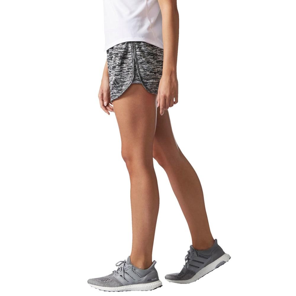 ADIDAS Women's Sport2Street Shorts - BLACK-BP9088
